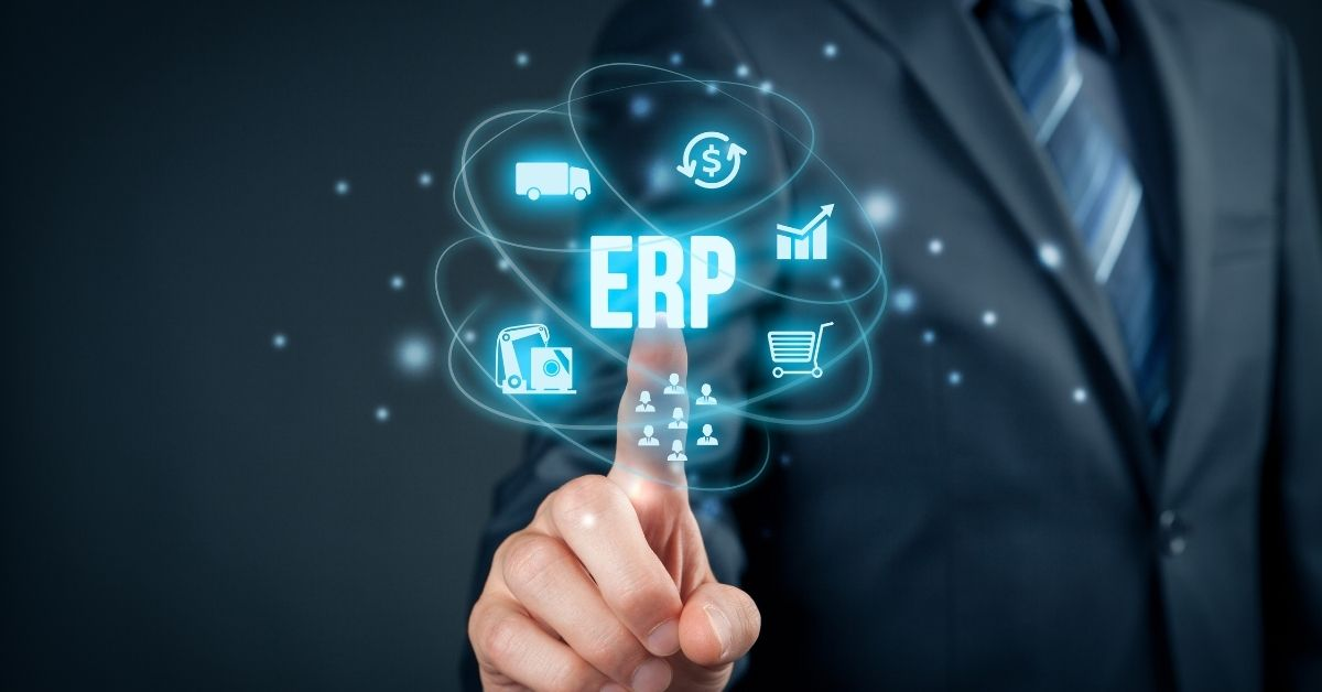 ERP System - Commport Communications