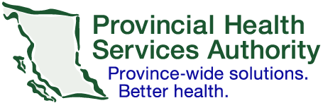 Provincial Health Services Authority - GDSN Initiative