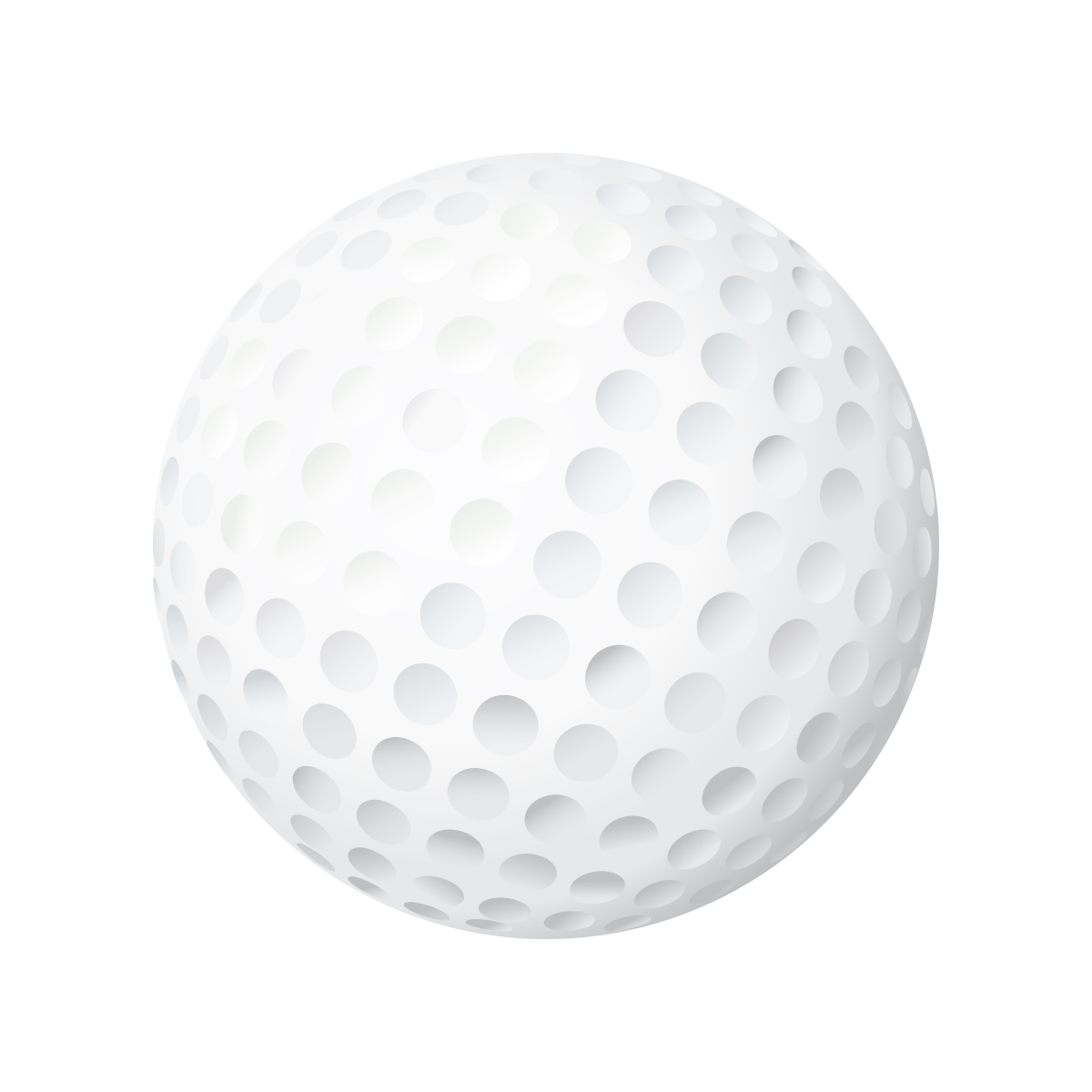 —Pngtree—the isolated golf ball flat_4844551