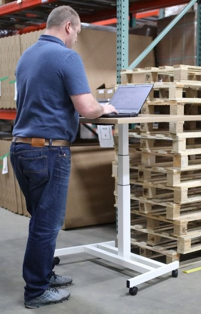 Warehouse manager using commport internet edi services